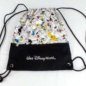 Walt Disney World Parks Mickey Mouse Comic Bag